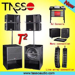 PA System Active Speaker System (Hot Sell)