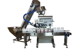 Automatic Linear Spindle Bottles Capping Machine pictures & photos