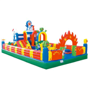 Inflatable Lovely Bouncer Bouncy Castle for Kids Inflatable Toys (JS4039) pictures & photos