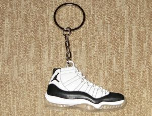 Rubber Jordan Shoes Keychain (AS-LS-0310008) pictures & photos