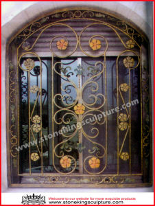 Iron Window Grill / Iron Window Balustrade/ Window Railing pictures & photos