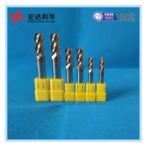 Tungsten Carbide End Mill Drill Bits for Milling Machine pictures & photos