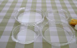 "7""8""9""10"" Pyrex Glass Pie Baking Pan/Dish Set pictures & photos"