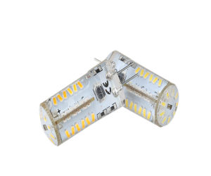 G4 LED Light AC/DC12V Silicone 57SMD3014 2700k Warm White pictures & photos