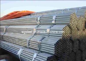 Circular Hollow Section Gi Steel Tube pictures & photos