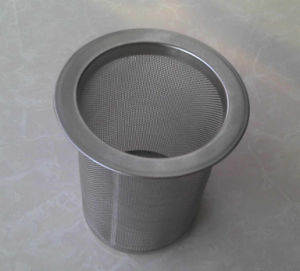 S S 316 316 L Woven Wire Cloth Filter Cylinder pictures & photos