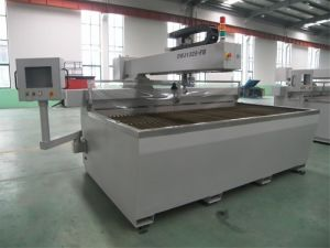 1.3* 1.3m 400MPa CNC Water Jet Machine for Stone, Metal, Glass Cutting pictures & photos