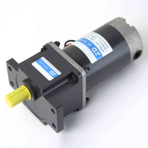 ZD 90mm 60W, 90W, 120W Small Electric DC Gear Motor (Strengthen Type) pictures & photos