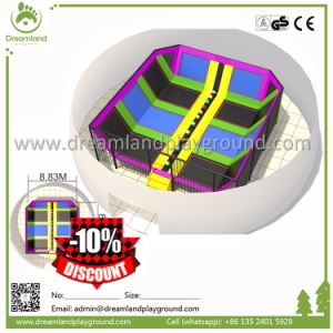 Wholesale Professional Outdoor Gymnastic Trampoline for Children and Adults pictures & photos