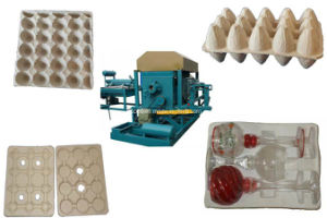 Paper Pulp Egg Tray Machine Manufacture
