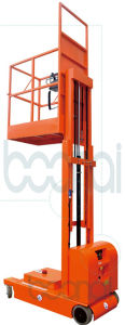Aerial Stock Picker (Self-Propelled equipment) For 3/3.5m pictures & photos