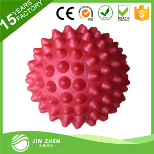 Black Hard Spiky Massage Ball pictures & photos