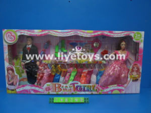 New Toy for Girl Solid Couple Baby Doll (748792) pictures & photos
