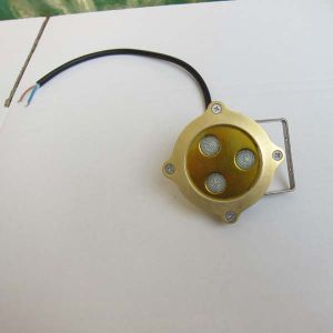 Brass RGB Swimming Pool Underwater Lights pictures & photos