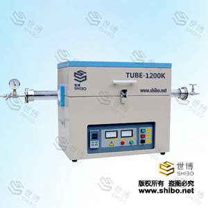 ISO Certification Laboratory Vacuum Tube Furnace (Tube-1200) with Factory Price pictures & photos