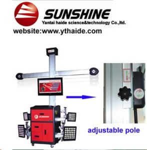 3D Wheel Alignment Machine, Workshop Equipment (SP-G6T)