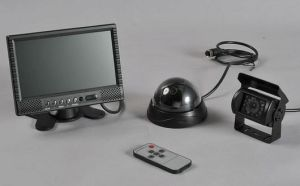 LCD Bus CCTV