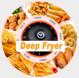 Commercial Electric Deep Fryer pictures & photos