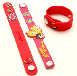 Rubber Wrist Band