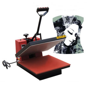 Manual-Traditional Heat Press Machine (JN-IA)