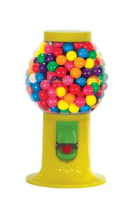 "7.5"" Plastic Candy Dispenser (ABS-75-01)"