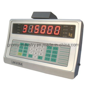 Truck Scale Digital Weihing Indicator Xk315A6p pictures & photos