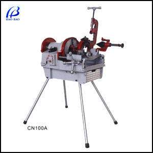 Haobao High Quality Electric Pipe Thread Cutting Machine (CN100A) pictures & photos