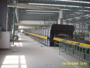 Bright Anealing Furnace for Stainless Steel Tube pictures & photos