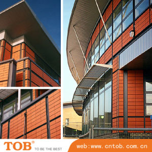 Terracotta Panel, Various Colors and Surface Effects Are Available