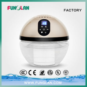 Portable Installation and Electrical Power Source Air Purifier