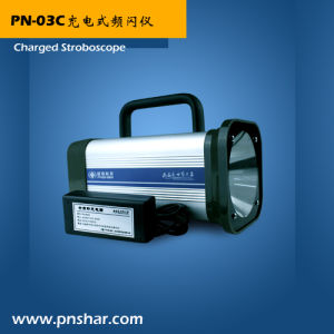 Rechargeable Portable Stroboscope for Paper-Making Industry (PN-03C) pictures & photos