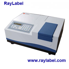 Ultraviolet Visible Spectrophotometer for Analysis Instrument (RAY-757CRT) pictures & photos