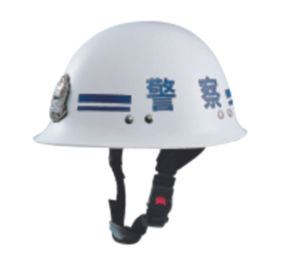 ABS Safety Police Helmet (QWK-2L) pictures & photos