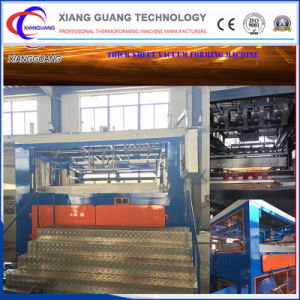 Fully Automated Energy Saving Outdoor Advertising Thermoforming Machine pictures & photos