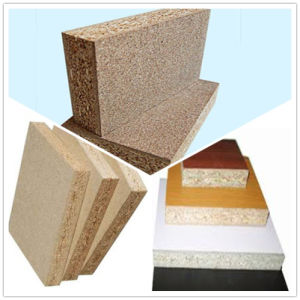 4*8 Feet Melamine Particle Board pictures & photos