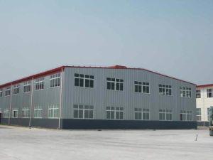 Steel Shop Building