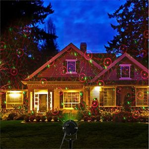 Outdoor Laser Light Projector Red Green Blue Laser Lights for Christmas Waterproof Landscape Lighting Holiday Projection Lights for Party Decoration Laser Light pictures & photos