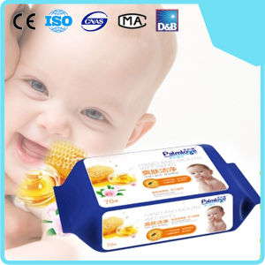 Baby Wet Napkin, Box Packing Wet Wipes, Baby Towel (BW-012B) pictures & photos