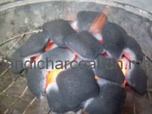 BBQ Charcoal (Pillow shape)