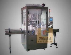 Automatic Liquid Detergent Filling Machine with Anti-Erosion Filling pictures & photos