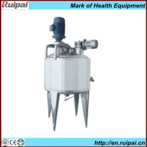 High Shear Emulsifier Mixing Tank pictures & photos