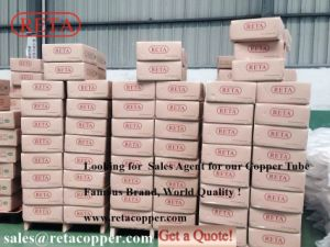 1/2′′ Insulation Copper Tube for Refrigeration pictures & photos