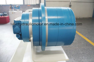 Hydraulic Gear Motor Assy for 13t~16t Caterpillar Excavator pictures & photos