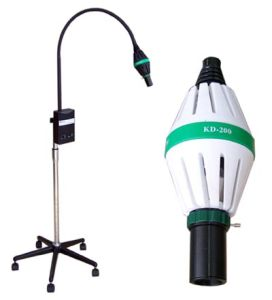 Focusable Examination Lamp (KD-201J) pictures & photos