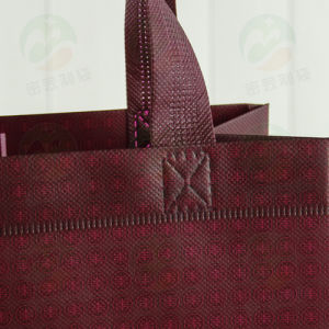 Auto-Formed Non Woven Bag Customised Design Promitional Packing Non Woven Bag (MY-044) pictures & photos