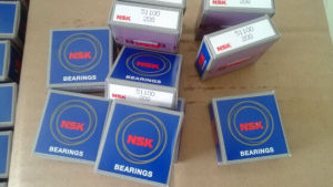 NSK Bearing 6202 C3 Deep Groove Ball Bearing Price List 6202 pictures & photos