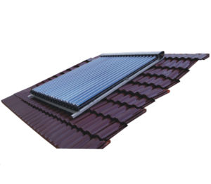 Heat Pipe Solar Water Heater Collector (AKH)