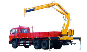 XCMG Truck Mounted Crane (SQ5ZK2Q/SQ5ZK3Q) pictures & photos