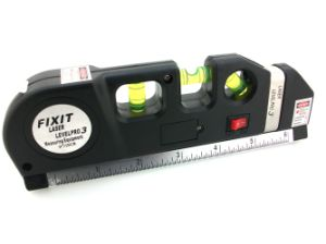 LV03 Laser Level Meter with Tape Measures Laser pictures & photos