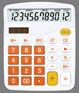 Office Calculator (TA-837S)